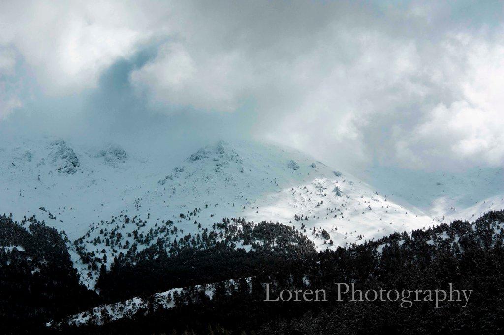 Navacerrada - Nieve