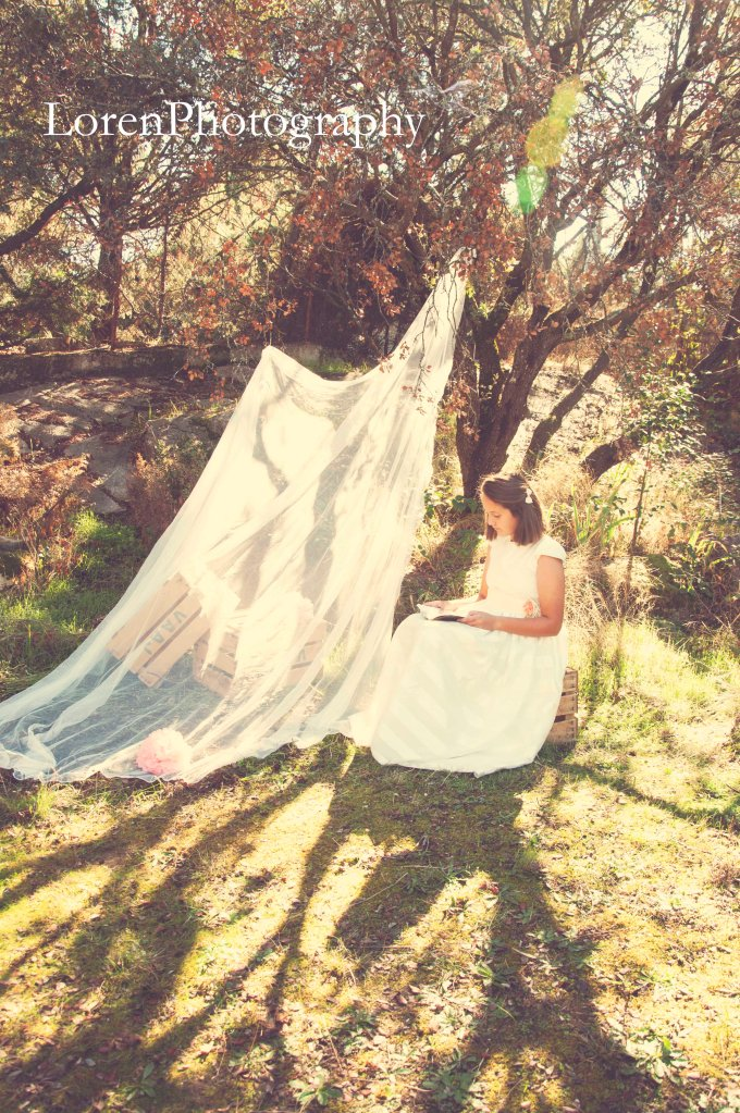 Maria Landa Comunion- LorenPhotography