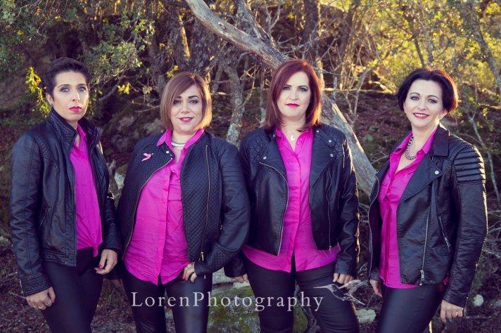 Cuatro amigas Vero-Rosi-Estela-Emi- LorenPhotography_2 Magenta