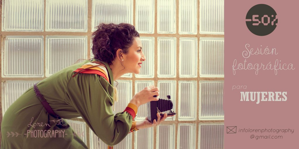 Mujer trabajadora - LorenPhotography