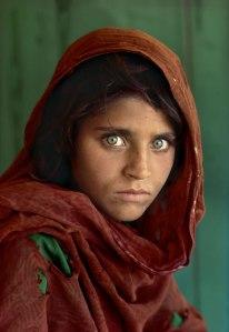 niña afgana steve mccurry