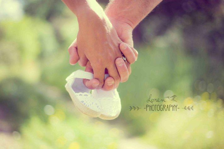 Embarazo Laura y Moi LOW - LorenPhotography