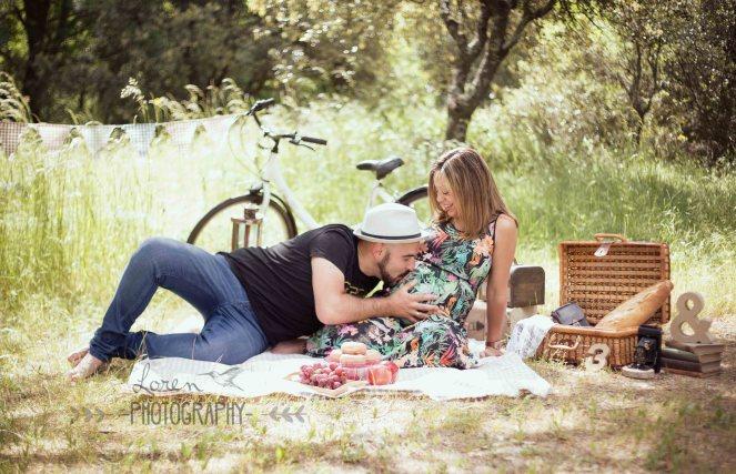 Embarazo Laura y Moi LOW - LorenPhotography--------------